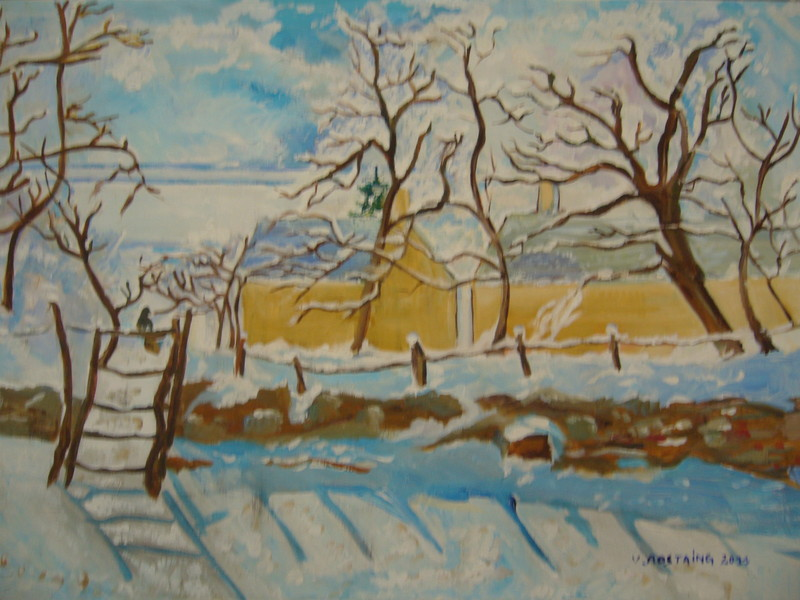 Reproduction tableaux c l bres peinture l 39 huile rostaing for Reproduction de tableaux modernes