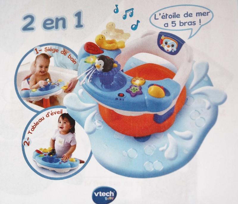 Jouets de bain et anneaux de bain z autour de bebe - Baignoire balneo avis consommateur ...