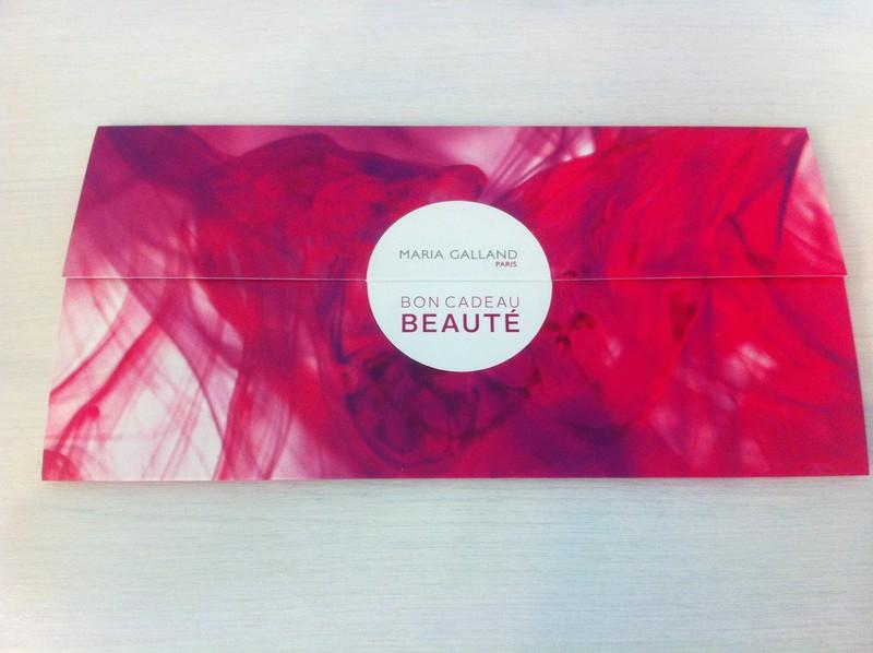 Plaisirs d offrir Bons cadeaux Institut de beauté Lisa