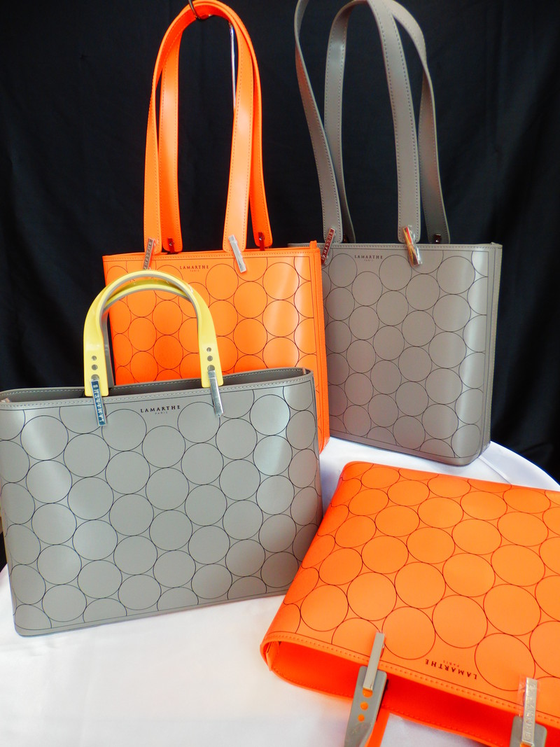 c97014bcd21b sac porté main cuir SUSHI PORTOFINO LAMARTHE EDITION LIMITEE - L ...