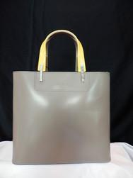 9e73771cfd sac porté main cuir médium PORTOFINO LAMARTHE - L'ECRIN D'AIX